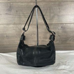 Coach Hobo 9564 Classic Black Leather Shoulder